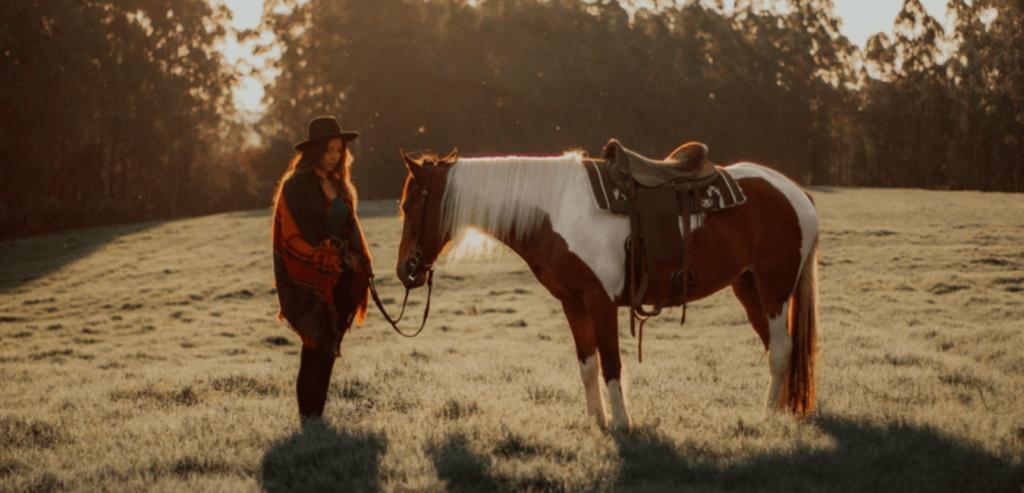 cheval western pie