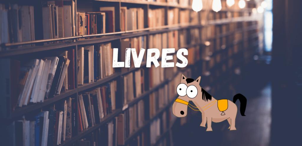 livres chevaux